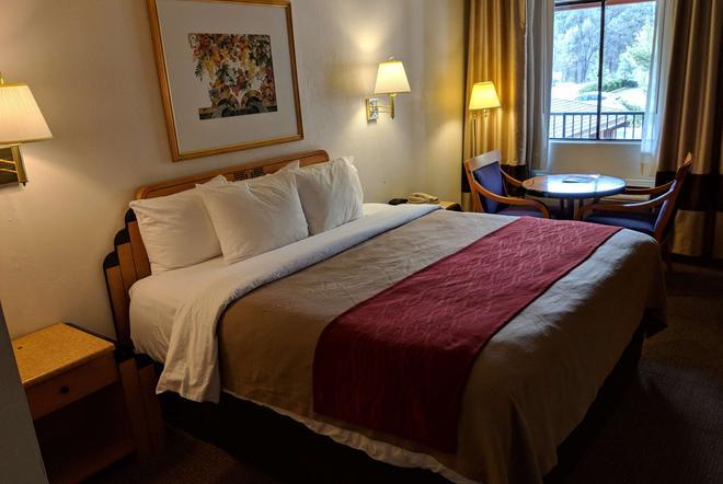 普雷斯科特戴斯酒店 - 普雷斯科特(亚利桑那州) - 睡房