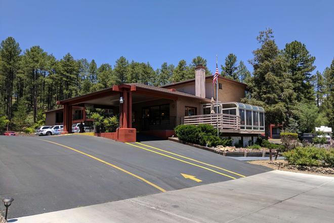 普雷斯科特戴斯酒店 - 普雷斯科特(亚利桑那州) - 建筑