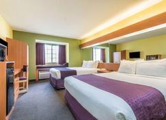 温德姆奥伯恩的米克罗酒店 - 奥本 - 睡房