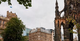 老韦弗利酒店 - 爱丁堡 - 户外景观