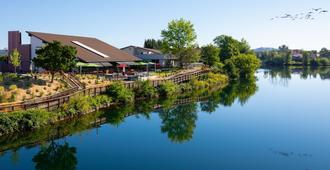 红宝石河酒店 - 斯波坎 - 户外景观