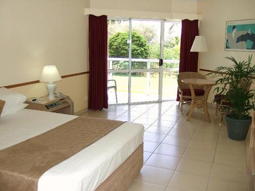 海洋国际酒店 - 麦凯 - 睡房