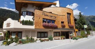 洛萨蔷薇高级酒店 - 圣安东阿尔贝格 - 建筑