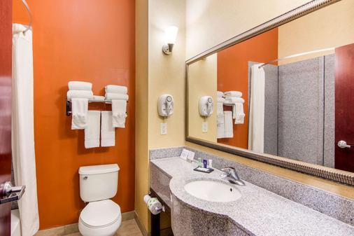 雅典斯利普套房酒店 - 阿森斯 - 浴室