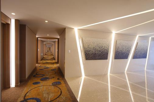 釜山阿文特里酒店 - 釜山 - 门厅