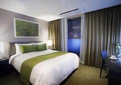 釜山阿文特里酒店 - 釜山 - 睡房