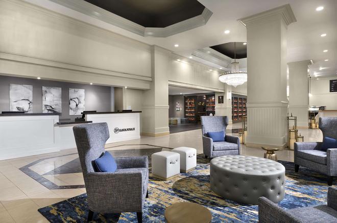 德索托酒店 - 萨凡纳 - 大厅