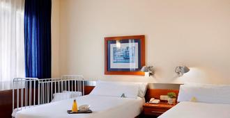 特雷斯托雷斯阿迪拉姆酒店 - 巴塞罗那 - 睡房