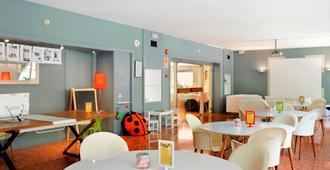 特雷斯托雷斯阿迪拉姆酒店 - 巴塞罗那 - 餐馆