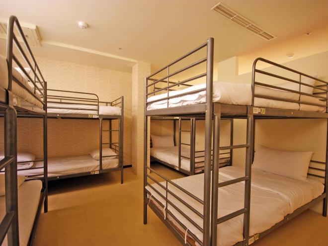 单人房 - 高雄市 - 睡房