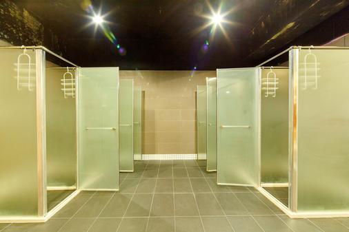 单人房 - 高雄市 - 浴室
