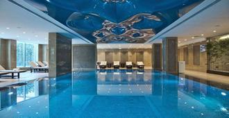 瑞泰皇家伊斯坦布尔酒店 - 伊斯坦布尔 - 游泳池