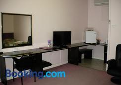哎瓦隆汽车旅馆 - 干比尔山 - 客房设施