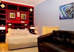 Surf View Hotel - 马列 - 睡房