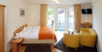 泽格哈芬酒店 - 基尔 - 睡房