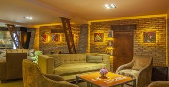 圣殿酒吧酒店 - 都柏林 - 休息厅