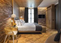 巴塞罗那纪念碑酒店 - 巴塞罗那 - 睡房