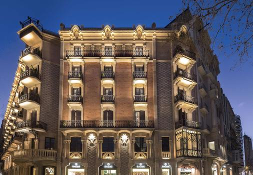 巴塞罗那纪念碑酒店 - 巴塞罗那 - 建筑