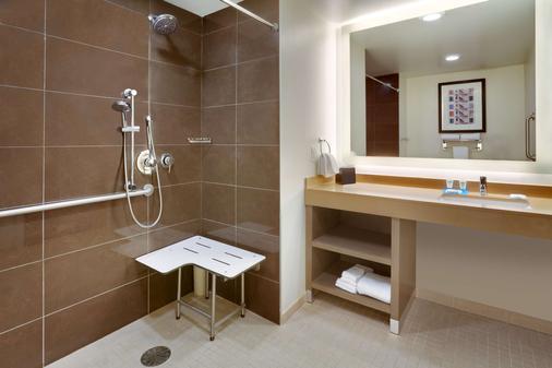 波特兰市中心凯悦嘉寓酒店 - 波特兰 - 浴室