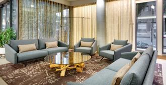 波特兰/市中心Hyatt house酒店 - 波特兰 - 休息厅