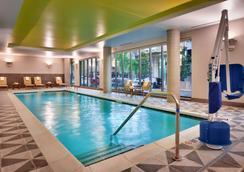波特兰市中心凯悦嘉寓酒店 - 波特兰 - 游泳池
