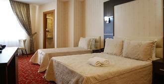 格兰德特梅尔酒店 - 伊斯坦布尔 - 睡房