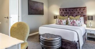 布利斯精品酒店 - 开普敦 - 睡房