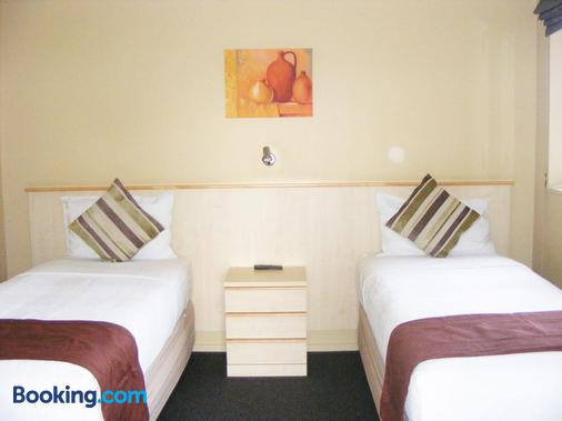 布莱尼姆水疗汽车旅馆 - 布伦海姆 - 睡房