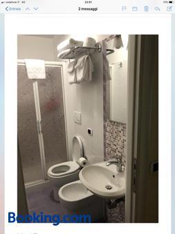 法米酒店 - 罗马 - 浴室