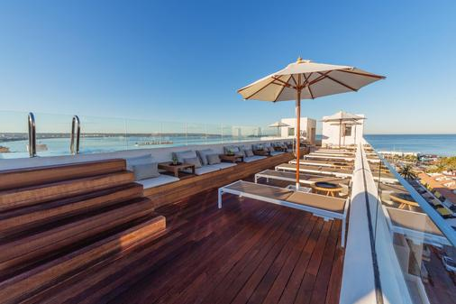 Hm阿尔玛海滩酒店 - 马略卡岛帕尔马 - 阳台