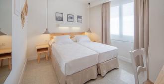 Hm阿玛海滩旅馆 - 马略卡岛帕尔马 - 睡房