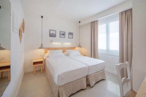 Hm阿尔玛海滩酒店 - 马略卡岛帕尔马 - 睡房