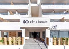 Hm阿玛海滩旅馆 - 马略卡岛帕尔马 - 建筑