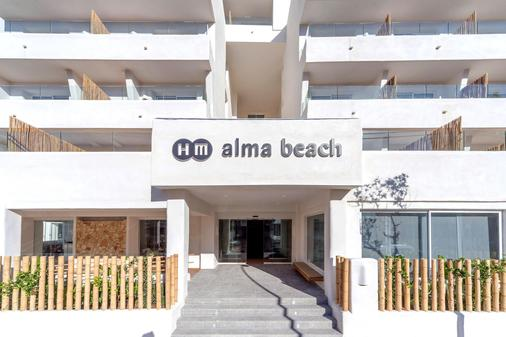 Hm阿尔玛海滩酒店 - 马略卡岛帕尔马 - 建筑