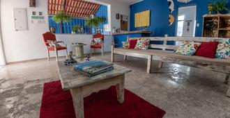 巴拉青年旅舍 - 萨尔瓦多 - 客厅