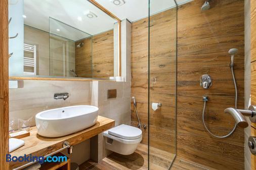 皮诺自然酒店 - 萨拉热窝 - 浴室