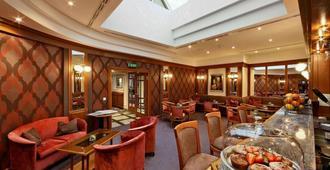 波西米亚大酒店 - 布拉格 - 餐馆