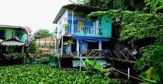 曼谷披曼河景宾馆 - 曼谷 - 户外景观
