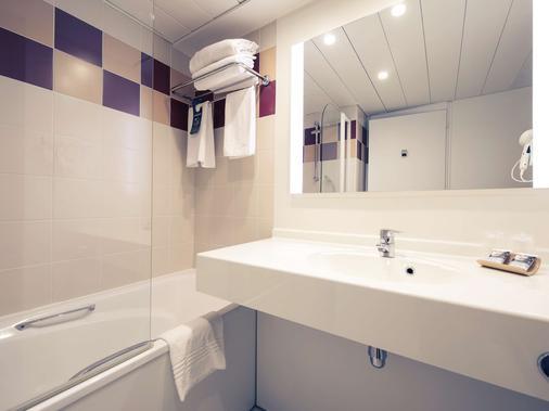 格勒诺布尔中心阿尔波德尔美居酒店 - 格勒诺布尔 - 浴室