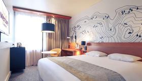 格勒诺布尔中心阿尔波德尔美居酒店 - 格勒诺布尔 - 睡房