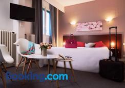 奥尔良大酒店 - 阿尔比 - 睡房