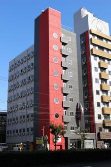 太阳广场2号附楼酒店 - 大阪 - 建筑