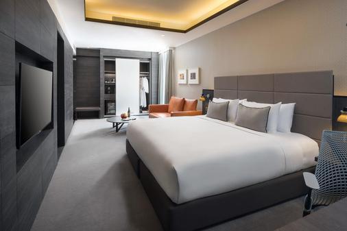 槟城加拉歪G酒店 - 乔治敦 - 睡房