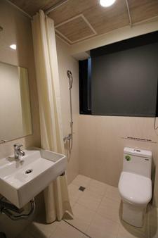 背包栈旅店-西门町馆 - 台北 - 浴室
