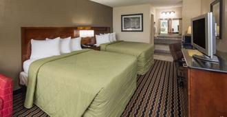夏洛特机场北戴斯汽车旅馆 - 夏洛特 - 睡房