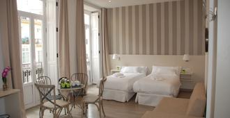 圣洛伦佐精品酒店 - 巴伦西亚 - 睡房