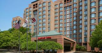 芝加哥奥黑尔万豪套房酒店 - 罗斯芒特