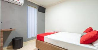 扎菲拉酒店 - 圣保罗 - 睡房