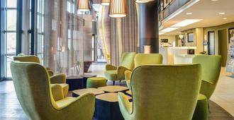 巴黎奥尔良门诺富特酒店 - 巴黎 - 休息厅