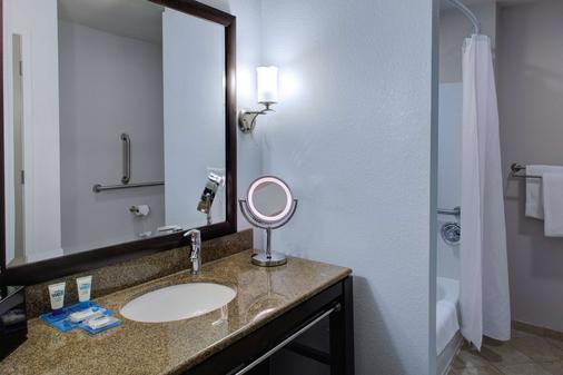 罗利达拉姆机场凯悦嘉寓酒店 - 莫里斯维尔 - 浴室